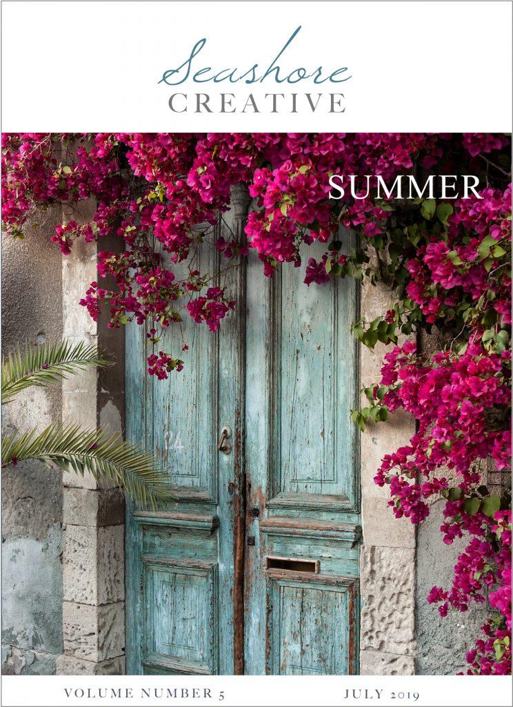 Seashore Creative Magazine July 2019