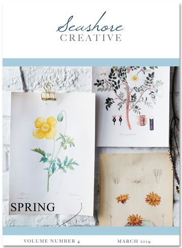 Seashore Creative Magazine March 2019